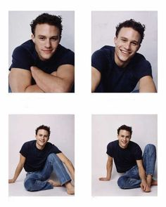 Photo of ~Heath~ for fans of Heath Ledger 20646489 Beautiful Men Faces, Beautiful Soul, Heath Ledger Joker, Charming Man, Celebs, Celebrities, Best Actor, Iain De Caestecker, Celebrity Pictures