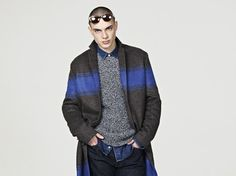 Hentsch Man: Independent Label Reveals New 'Autumn/Winter' 2014 Collection | Inveterate