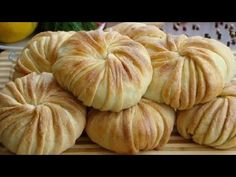 Pastry Recipes, Baking Recipes, Dessert Recipes, Healthy Recipes, Russian Recipes, Italian Recipes, Bread Shaping, Bread Art, Cant Stop Eating
