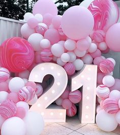 Great Photo Birthday Decorations fiesta Thoughts Foamy light truffles, colourful confetti, balloons and ribbons. Fun-filled schoolhouse vibe and also peaceful enjoyment 21st Birthday Decorations, 18th Birthday Party, 21st Birthday Gifts, Birthday Party Themes, Girl Birthday, Birthday Signs, Pink Party Decorations, Halloween Decorations, 21 Party