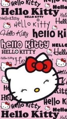 Holiday Wallpaper, Apple Wallpaper, Cute Wallpaper Backgrounds, Pink Wallpaper, Cool Wallpaper, Cute Wallpapers, Hello Kitty Iphone Wallpaper, Hello Kitty Backgrounds, Hello Kitty Wallpaper