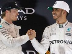 Nico Rosberg Wins Thrilling 2016 F1 Championship From Lewis Hamilton