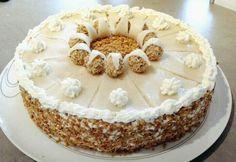 Der Hit auf jeder Kaffeetafel und perfekt für eine goldene Hochzeit!