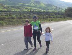 חצי-מרתון טבריה שלי Tiberias2013