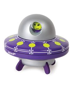Love this UFO Magnetic Building Kit on #zulily! #zulilyfinds