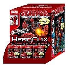 Marvel Heroclix Deadpool.