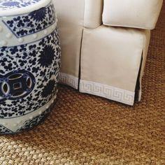 Cyprus in Natural.  #seagrass #sisalcarpet #curran #carpet #rug #sisalrug #design #interiordesign #curranfloor #flooring