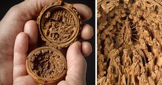 16th Century Boxwood Carvings Are So Miniature Researchers Used X-Ray To Solve Their Mystery | Bored Panda
