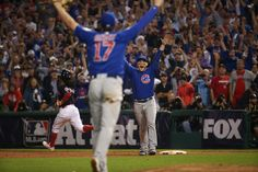 Chicago Cubs win World Series championship with 8-7 victory over Cleveland Indians - Chicago Tribune