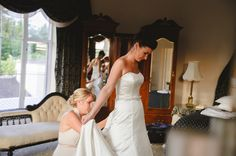 Welcome to The Castle Oaks House Hotel in Limerick. Located in Castleconnell, beside the River Shannon, our manor house is the perfect destination. Oaks House, Country House Hotels, Bridal Suite, Bridal Photography, One Shoulder Wedding Dress, Castle, Wedding Day, Weddings, Wedding Dresses