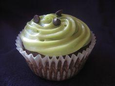 Egg & Dairy Free Chocolate Avocado Cupcakes