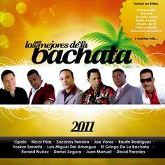 Various Artists - Los Mejores de LA Bachata 2011 (CD)