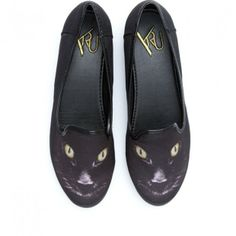 Just bought these cuties...the last pair on @Ashbury Skies, only $39! @YRU_Shoes #Kitty, black. #shoes