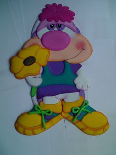 Hermoso!! Cute Cartoon Wallpapers, Monsters Inc, Foam Crafts, Shopkins, Paper Piecing, Smurfs, Lily, Princess Peach, Scrapbook