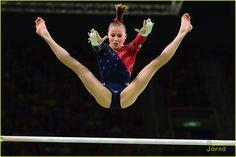 Madison Kocian. Rio 2016