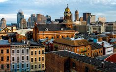 For an ideal weekend in Cincinnati, spend each day in a different neighborhood, each with its own draw.