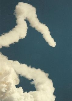 Long-Lost Photos Of Challenger Shuttle Explosion Are Found