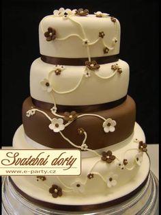 svatební dort - Google Search