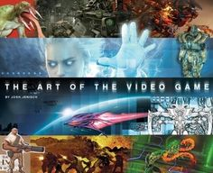 The Art of the Video Game by Josh Jenisch. This art book presents images from the most visually appealing and artistically creative videogames available. Teen gamers will enjoy revisiting their favorite titles, and might become inspired to do further research on video game art as a potential career #art #yanonfiction #digitalart