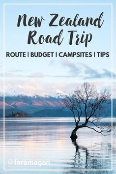 All the tips routes and advice for an unforgettable New Zealand road trip - including itinerary for both islands full cost breakdown for 5 weeks best campsites and our favourite things to do in New Zealand! Perth, Brisbane, Sydney, New Zealand Itinerary, New Zealand Travel Guide, Auckland, Cool Places To Visit, Places To Travel, New Zealand Campervan