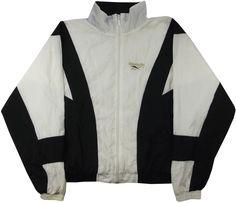 Image of Vintage Reebok Tracksuit Jacket Size Small
