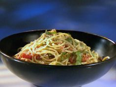 Bacon and Tomato Pasta Recipe : Guy Fieri : Food Network - FoodNetwork.com  used Marsala wine, dried basil, sauteed onion and tomato in bacon drippings