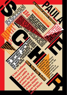 paula scher work - Google Search