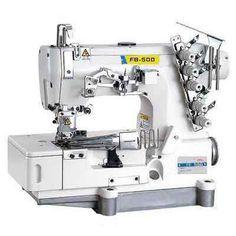 máquina de costura overlock industrial 141