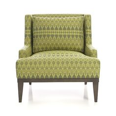 Donegal Chair | Crate & Barrel (color Maya:Sunshine)