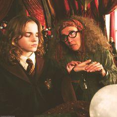 Sibilla ed Hermione