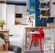 muebles de cocina ramsjo campaña ikea 2014