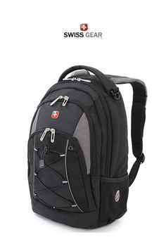 SwissGear - SA1186 Bungee Backpack | Click For Full Review And Rating #FindMeABackpack