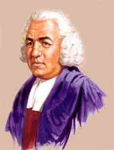 Alberts Sermon Illustrations: John Newton