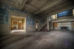 The Foyer, Selma mansion, Leesburg, VA