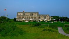 The Wauwinet, the only Relais and Chateaux on Nantucket. - The Wauwinet - Nantucket, Massachusetts Nantucket Massachusetts, Nantucket Home, Nantucket Island, Last Minute Travel, Island Resort, Hotels And Resorts, New England, Travel Destinations, Places To Go