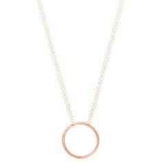 infinity necklace by annika inez