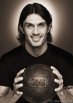 Photo of maldini. for fans of Paolo Maldini 8127139 Paolo Maldini, Best Football Players, Football Soccer, Aide Juridique, Greek Men, Team Games, Ac Milan, Best Player, Nice Men