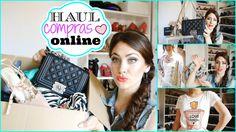Haul: Compras Online ☼ Online shopping Haul. Ropa, zapatos, bolsos, maqu...