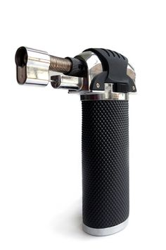 Professional Culinary Kitchen Blow Torch for Creme Brulee Takes Butane Gas Premium Blowtorch Safety Lock and Flame Adjustment Life Time Guarantee Best Mothers Day Gifts -- You can get more details at : Baking Accessories