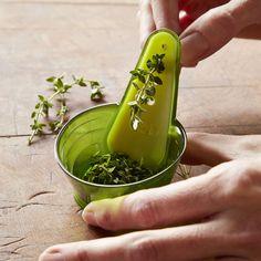 Chef'n® ZipStrip™ Herb Zipper   Sur La Table