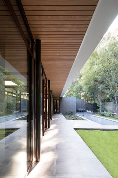 The House and the Trees by Iglesis Arquitectos