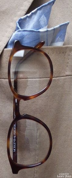 My glasses look like this except them bitches broke