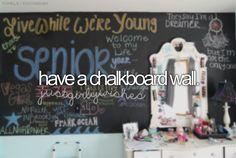 a bucket list for girls
