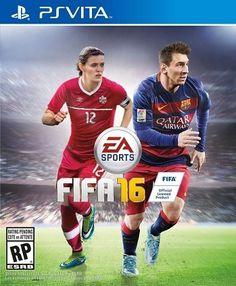 telecharger Fifa 16 ps vita