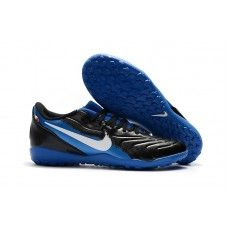 c1481ca3254 Nike Hypervenom - Nike Hypervenom Phantom III GX TF Botas De Futbol Negro  Azul Blanco