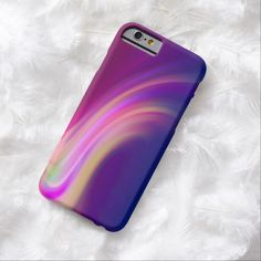Rainbow Tail iPhone 6 Case by BOLO Designs.