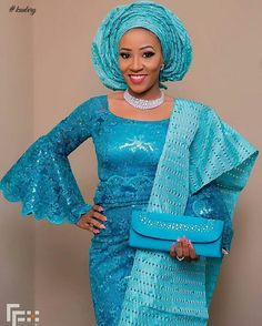 wow these traditional african fashion are really amazing Pic# 3220253543 African Wedding Attire, African Attire, African Wear, African Fashion Dresses, African Women, African Dress, African Beauty, African Lace Styles, Ankara Styles