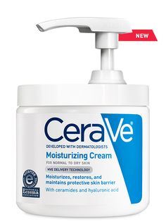 Moisturizes and helps restore the protective skin barrier, with vital ceramides