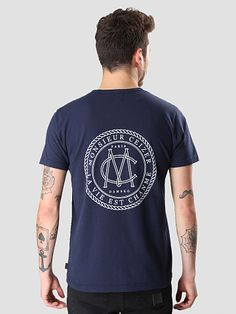 Monsieur Ceizer T-Shirt Navy F15-20
