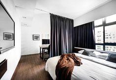 bedroom, open concept, renovation, four room, hdb flat, sengkang